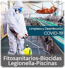 Cursos Control de Plagas Nivel 2 y 3 Certificaciones de Profesionalidad