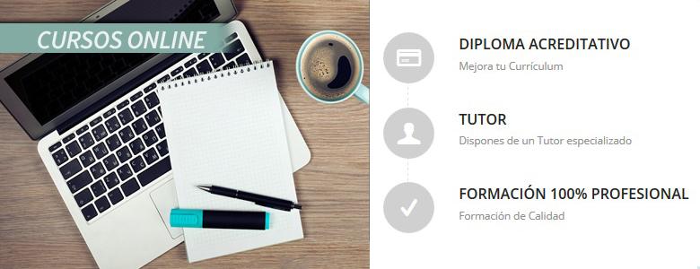 Cursos Online, amplio directorio de recursos formativos de modalidad online