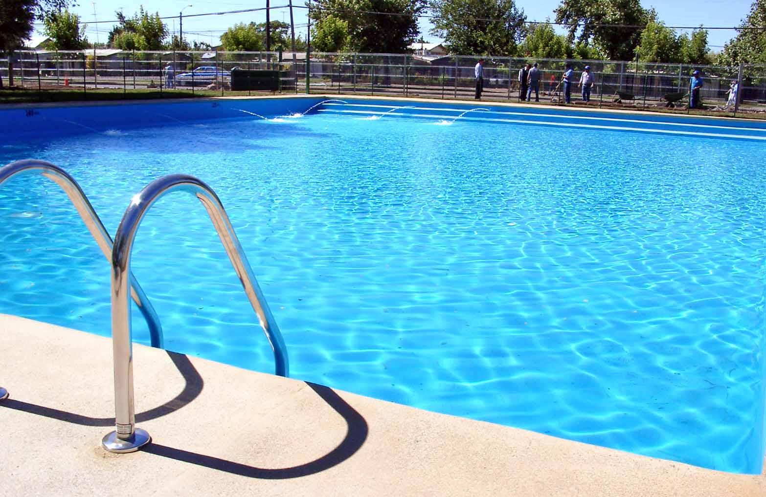 Cuidador de piscinas