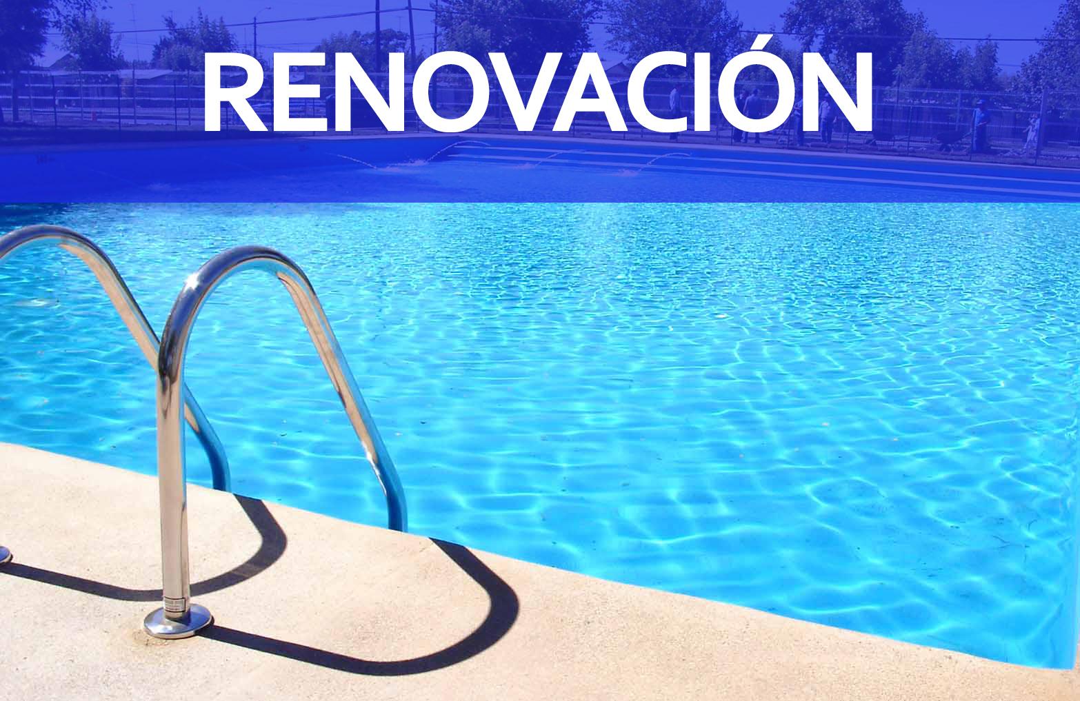 Renovación - Cuidador de piscinas